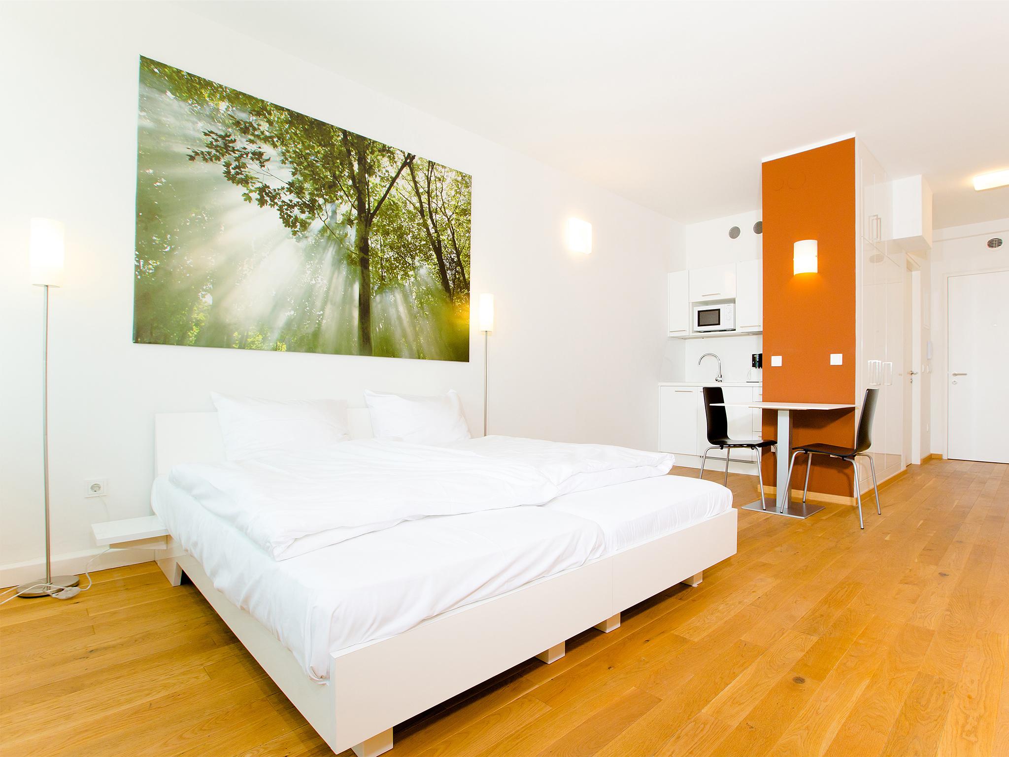 Apartment Erde Wohnraum Hauptfoto