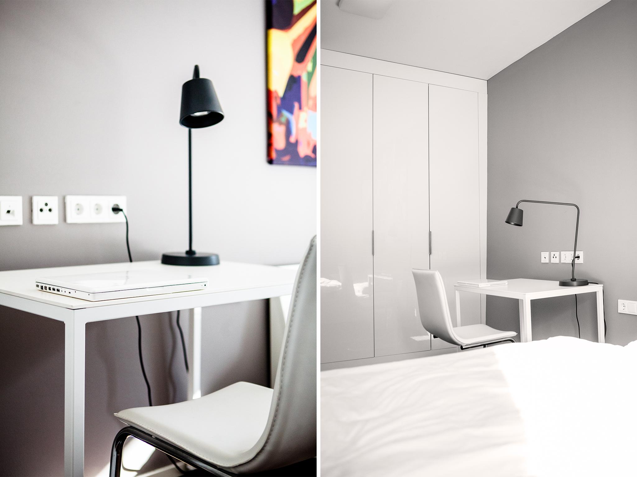 Apartment Plus 36 Schreibtisch