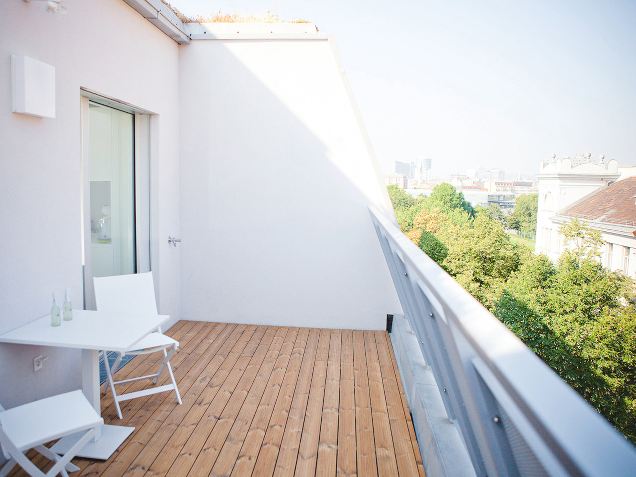 Apartment Plus 36 Terrasse