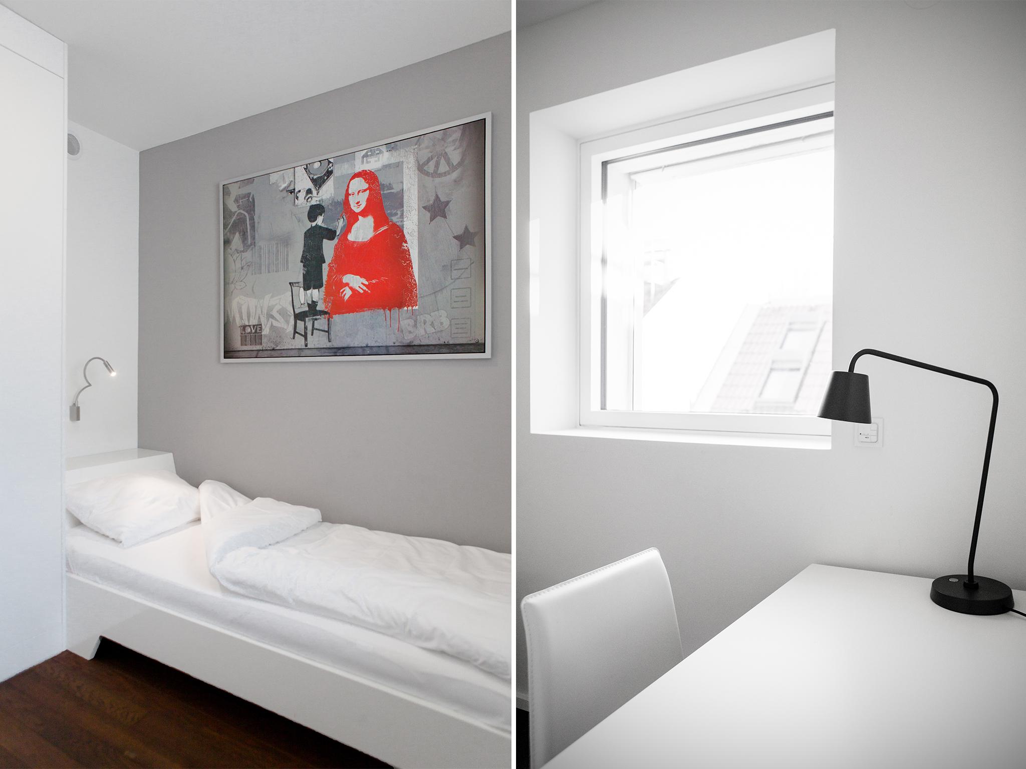 Apartment Plus 36 kleines Zimmer