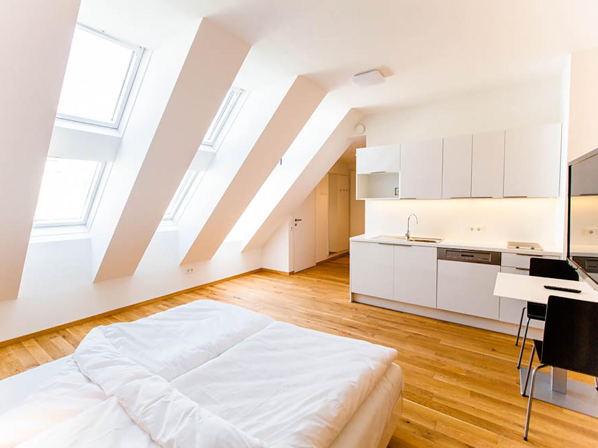 Apartment Plus 38A Wohnraum Hauptfoto